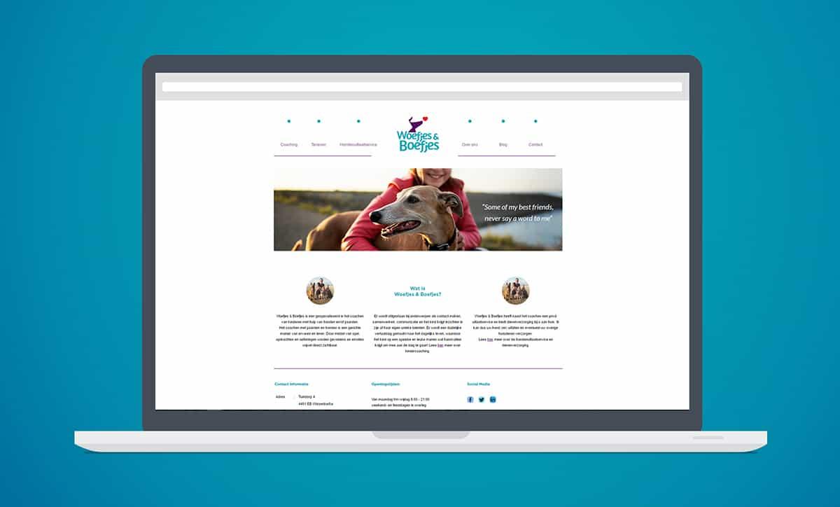 woefjes en boefjes website