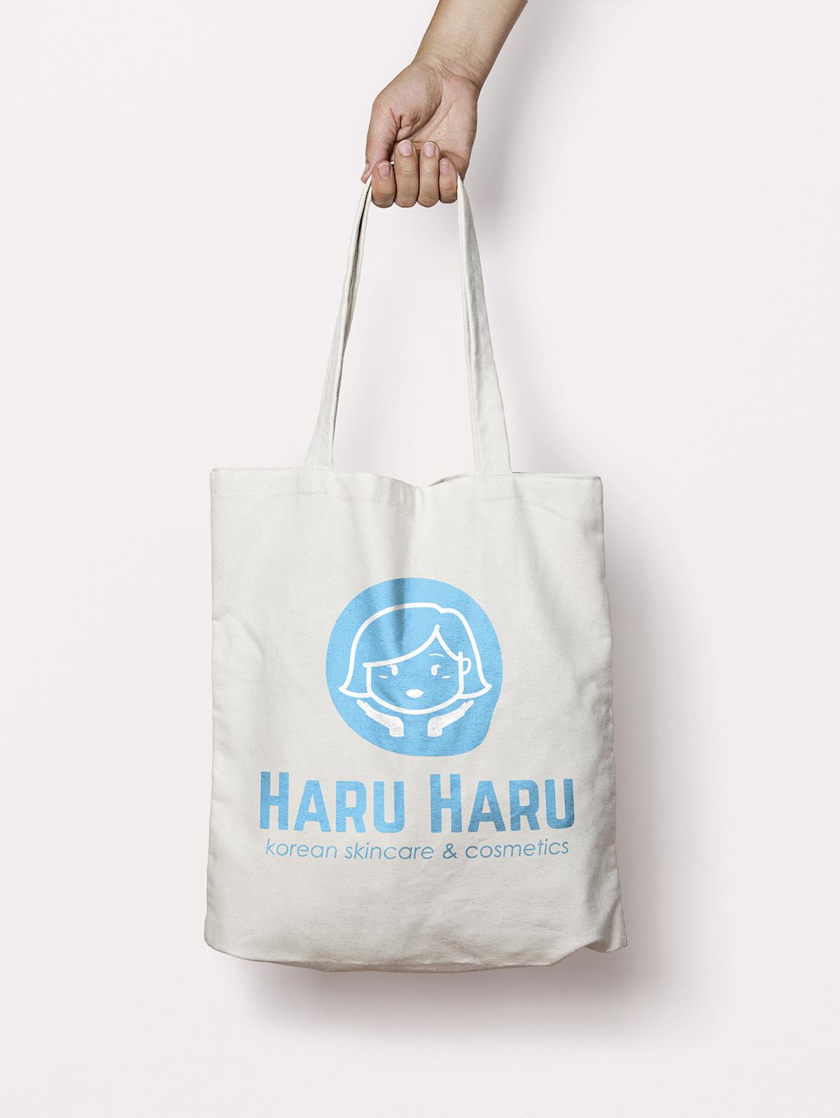 haru haru beauty tas