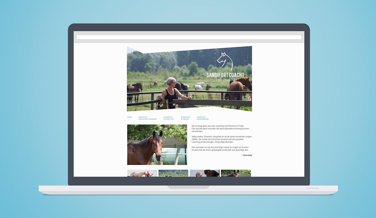 sandifort coacht met paarden website home